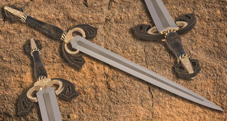 Tizona Del Cid Sword (Replica)