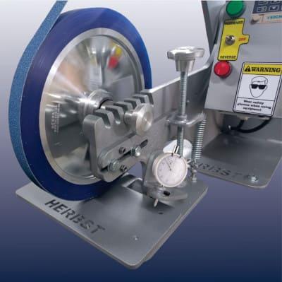 Three wheel grind jig